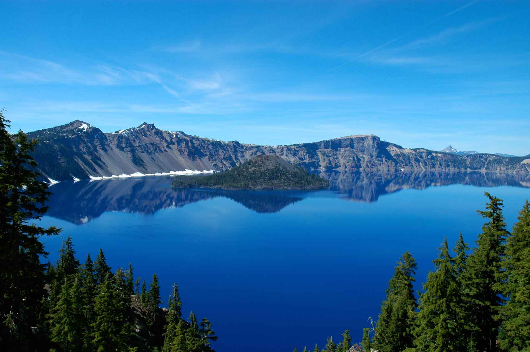 Crater Lake in Springsmall