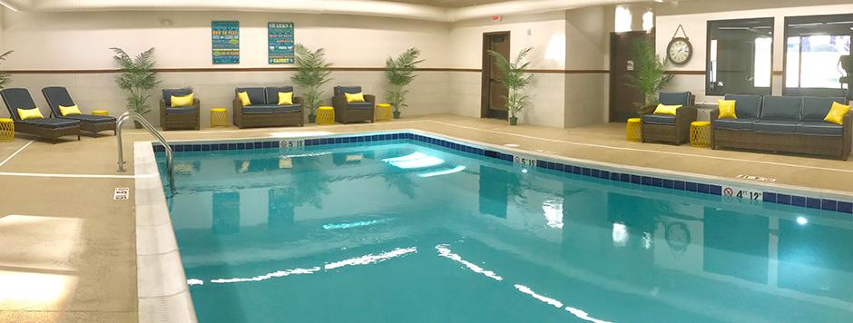 Cedar Creek Lodge Pool