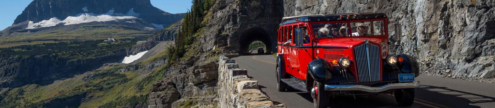 Glacier Park Tours