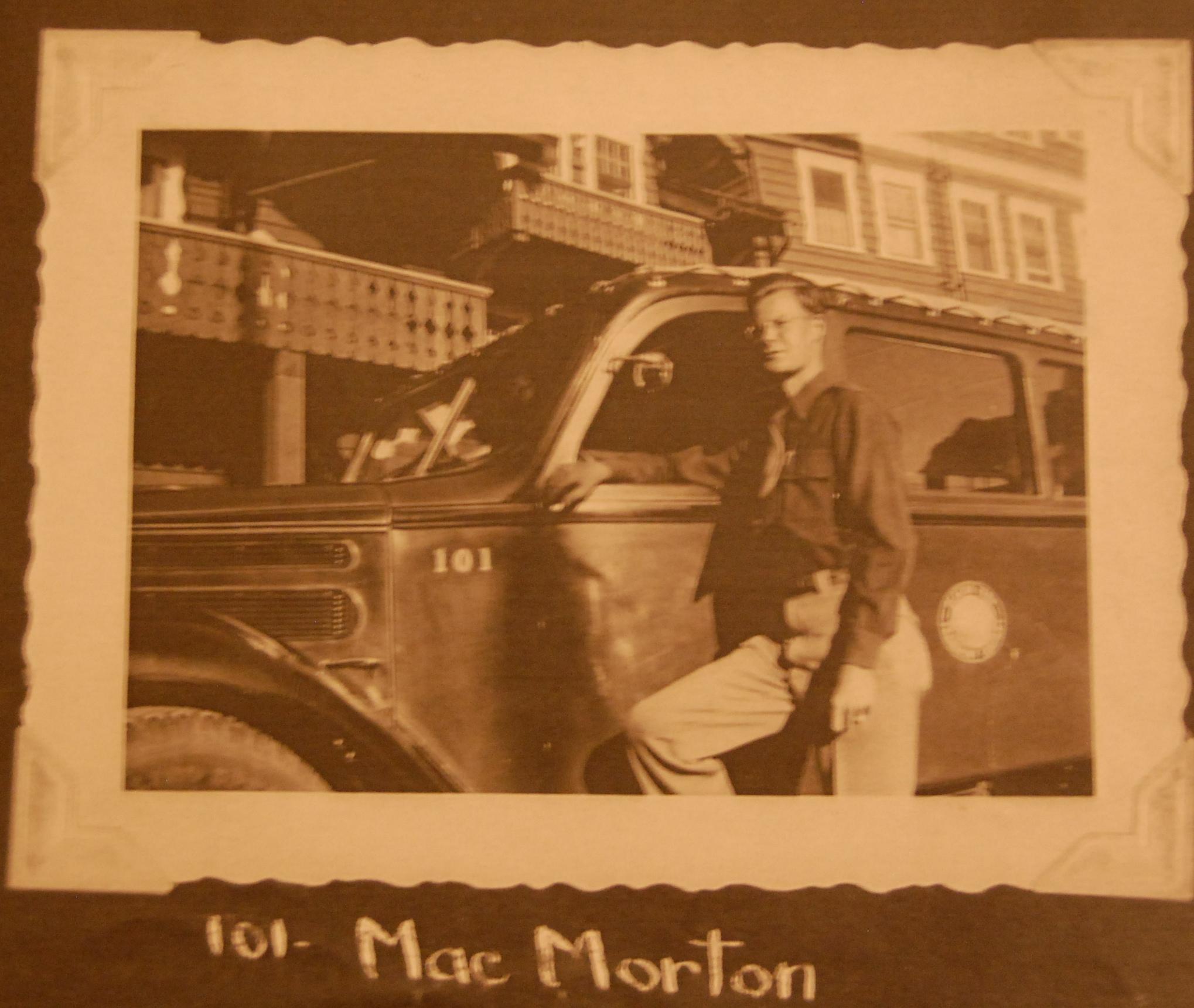 Mac Morton