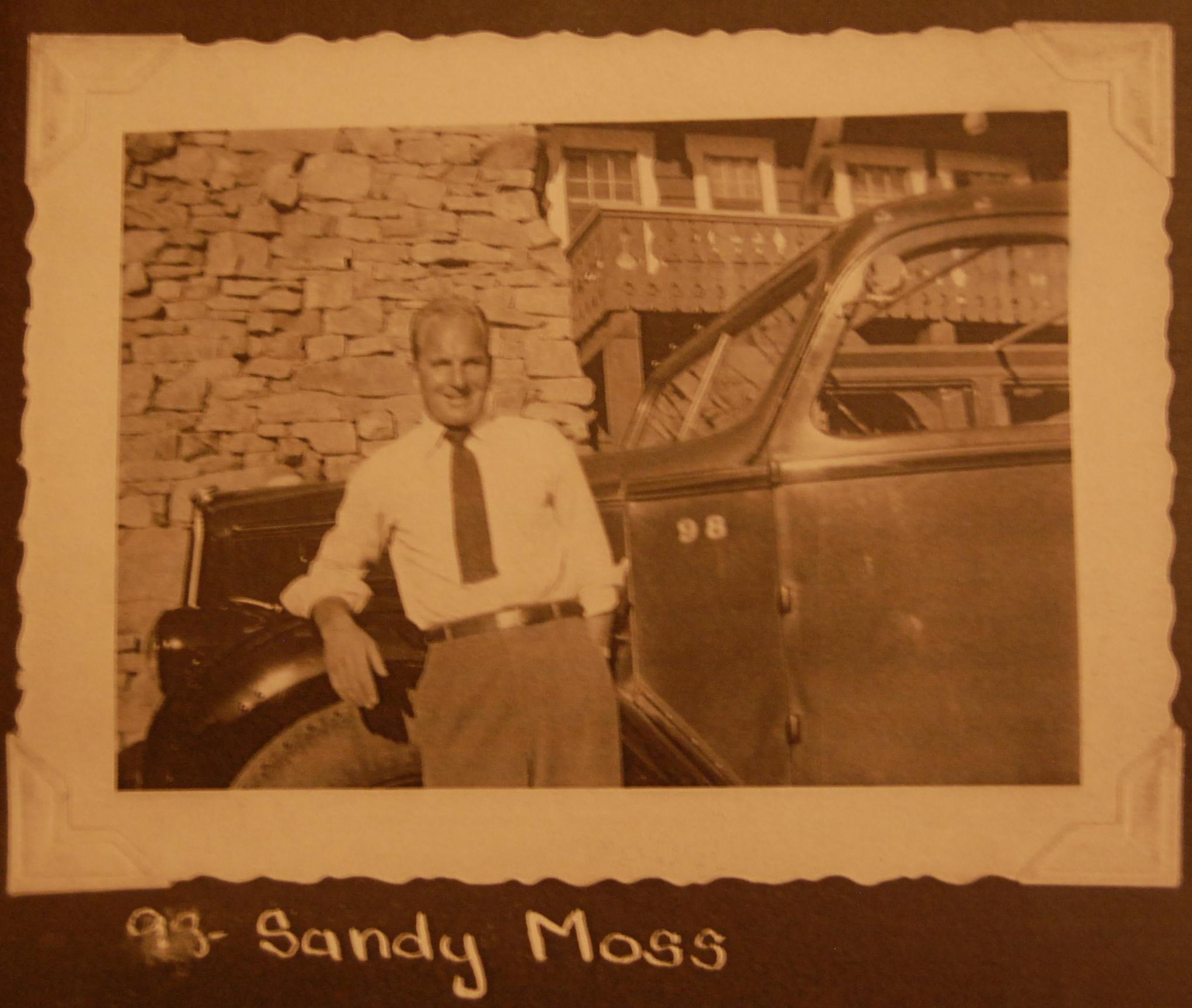 Sandy Moss