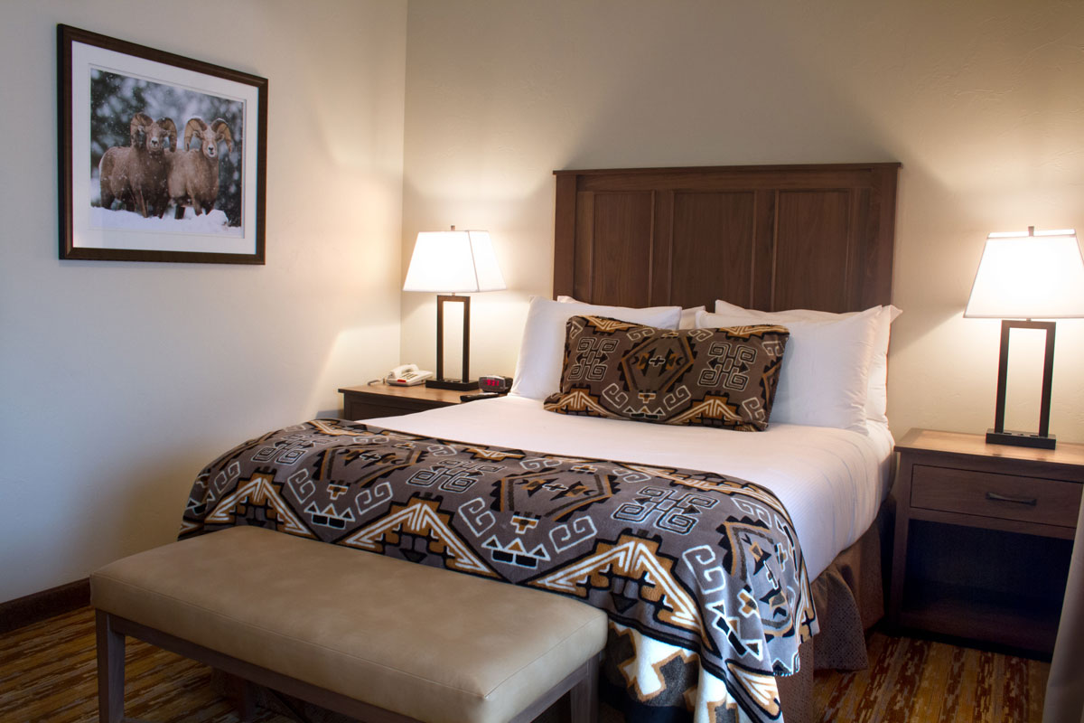 Family Suite Accessible Bed
