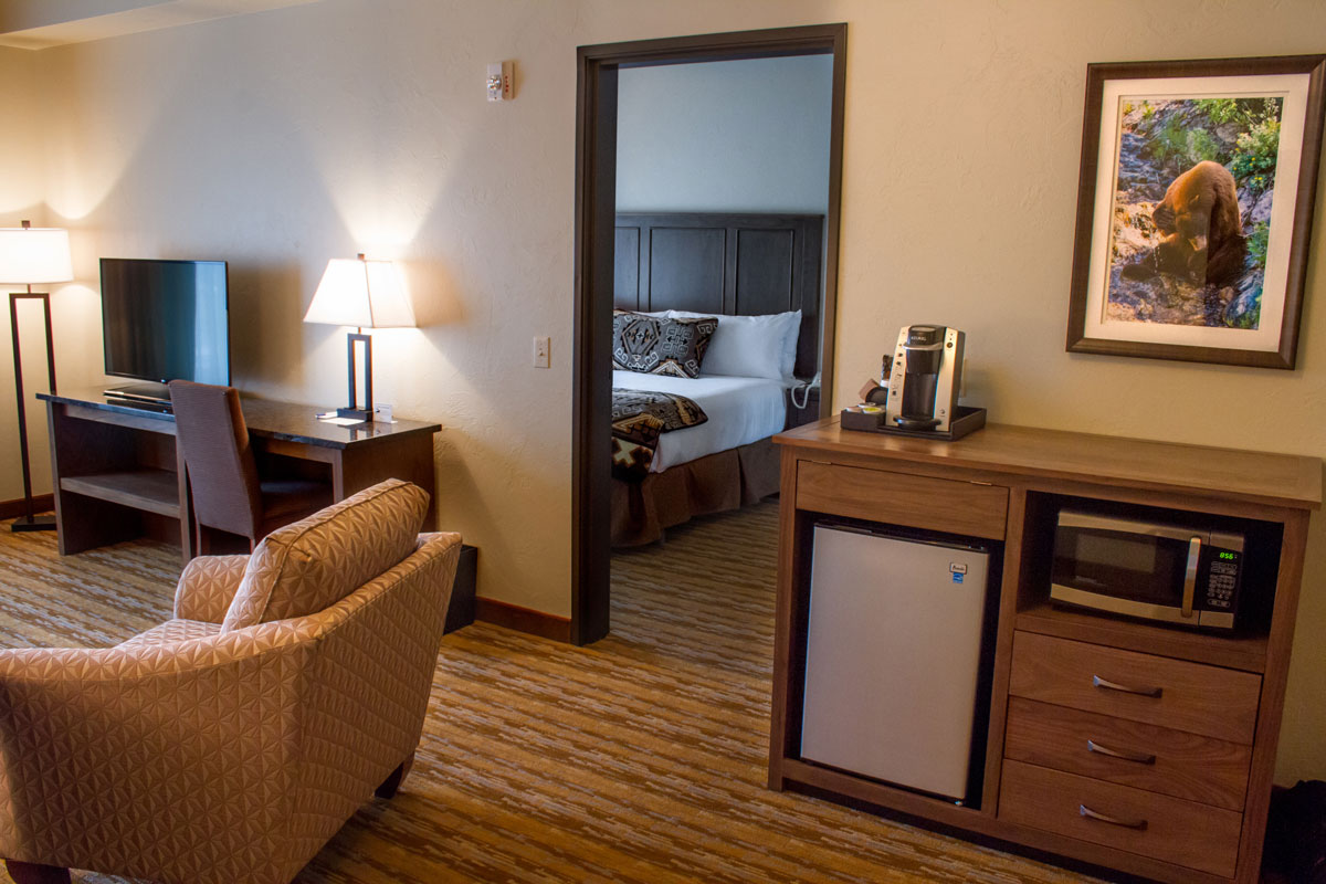 Family Suite Accessible Room