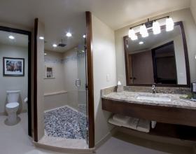 Fireplace Suite Bathroom