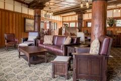 Interlaken Lounge towards Dining Room