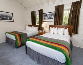 Motor Inn Room 2 Doubles