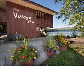 Village Inn at Apgar exterior