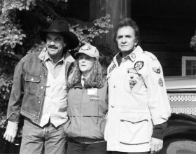 Tom Selleck, Johnny Cash and a Jammer
